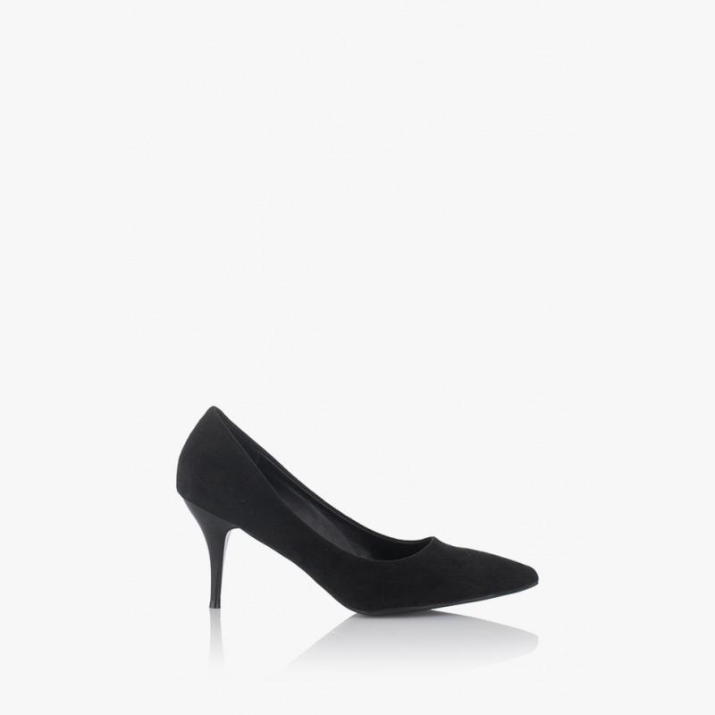 0f7918c3b61 Черни дамски елегантни обувки Наоми | Дамски обувки | GIDO