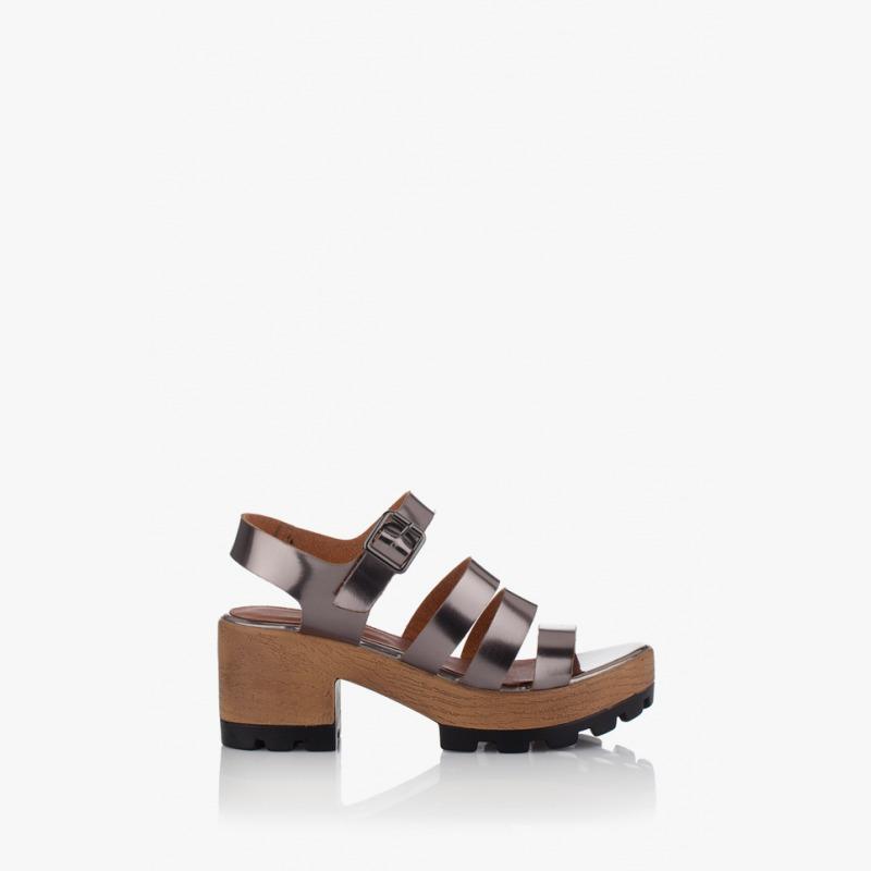 651bb8a8f92 Дамски сандали на платформа Ирене