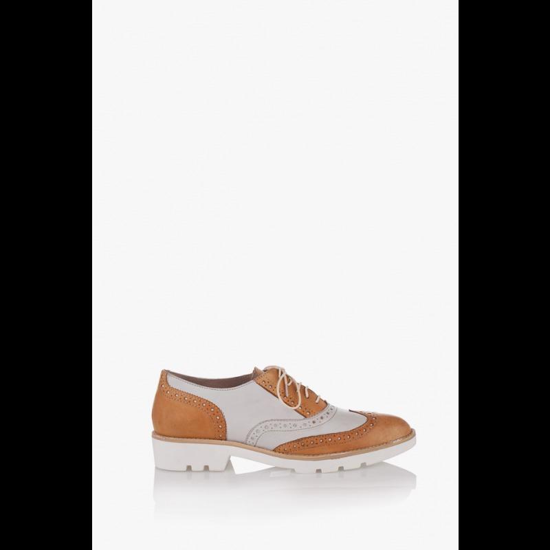 bcfc9367963 Дамски бежови обувки Летисиа | Дамски обувки | GIDO