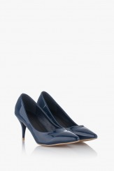 Дамски класически обувки в тъмно син цвят Наоми
