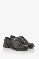 Дамски обувки в черно Карин