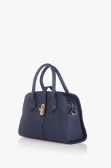 Дамска чанта в тъмносиньо Джослин