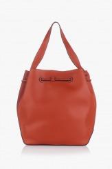 Дамска ежедневна чанта Аврил цвят антик