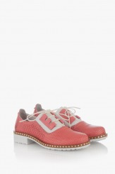 Дамски летни обувки с връзки Евелин