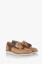 Дамски обувки с принт Джулия