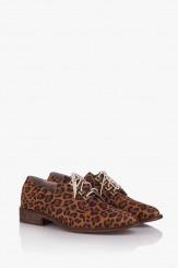 Ежедневени дамски обувки с връзки Коралайн