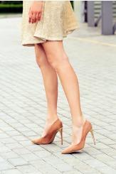Дамски обувки на висок ток Наоми