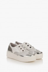 Дамски обувки на платформа Алба