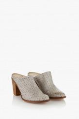 Дамски обувки Иви бежов