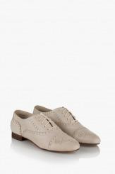 Дамски обувки Джулиана кожа айс