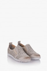 Дамски перфорирани обувки Фиори