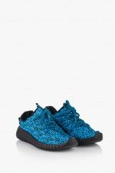 Сини спортни дамски  обувки Нори