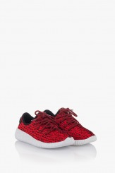 Червени дамски спортни обувки Нори
