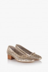 Дамски перфорирани обувки Лондон