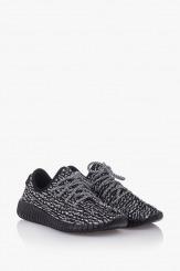 Черни дамски спортни обувки Нори