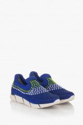 Сини дамски спортни обувки Белла