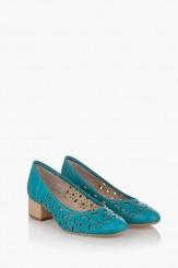 Дамски обувки с перфорация Алма