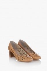 Дамски перфорирани обувки Серенити