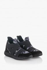 Спортни дамски обувки Габриела в черно
