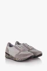 Мъжки спортни обувки Джей в сиво