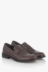 Мъжки обувка в кафяво Колидж