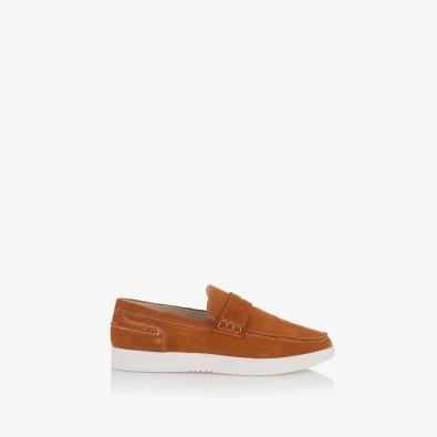 Мъжки велурени обувки Скот