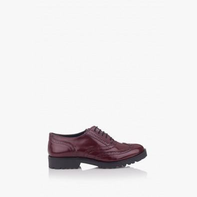Ежедневни дамски обувки в бордо Грейс
