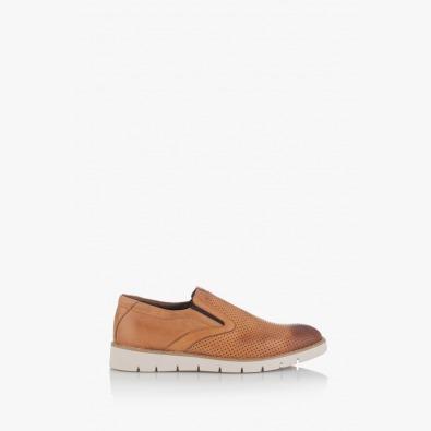Перфорирани мъжки летни обувки Анди