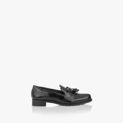 Дамски ежедневни обувки в черно Фиона