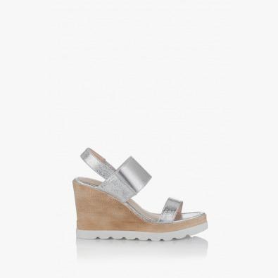 Дамски сандали с платформа Джоли