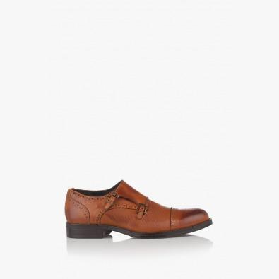 Мъжки обувки цвят карамел Патерсън