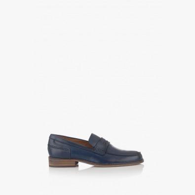 Сини мъжки обувки Колидж