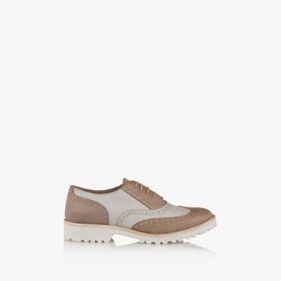 Дамски ежедневни обувки с връзки Лиса