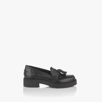 Черни дамски класически обувки Мона
