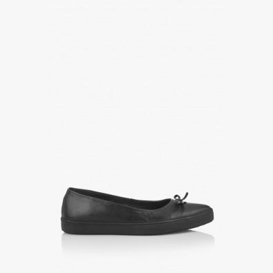 Дамски ежедневни обувки в черно Тоскана