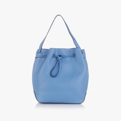 Дамска чанта в синьо Аврил