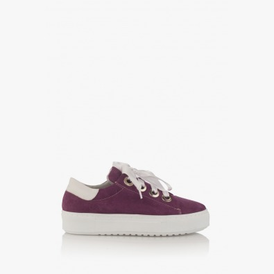 Дамски спортни обувки от велур Дейзи