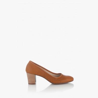 Елегантни дамски обувки на ток Одри