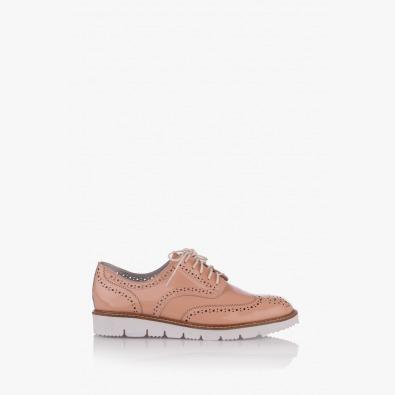 Ежедневни дамски обувки с перфорация Адина