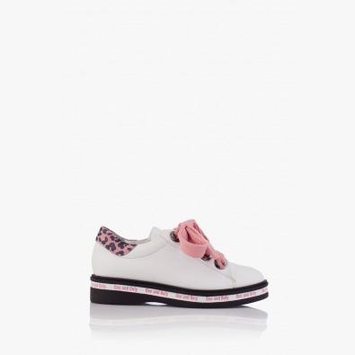 Спортни дамски обувки с цветен принт Алис