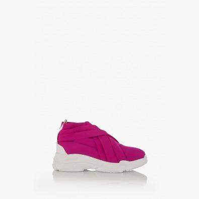 Спортни дамски обувки Черил циклама