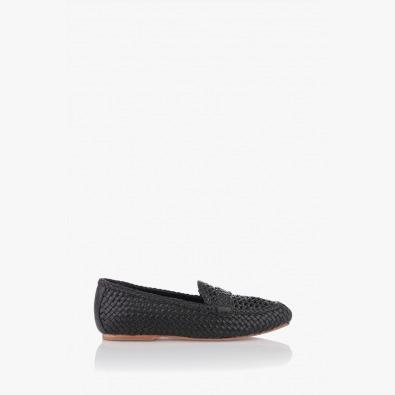 Дамски кожени обувки Сия