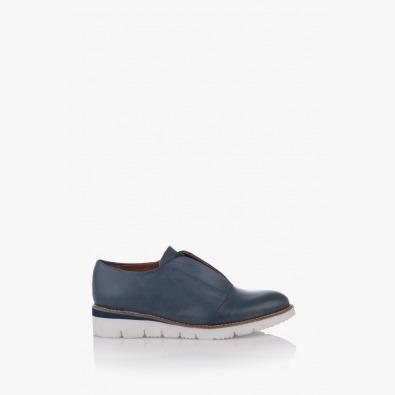 Дамски  ежедневени обувки в син цвят Ровена
