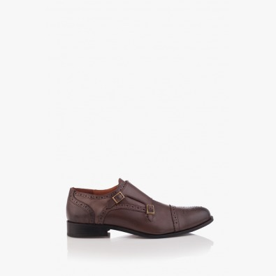 Мъжки елегантни обувки с аксесоар Патерсън