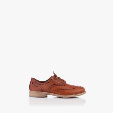 Кожени дамски обувки Мина