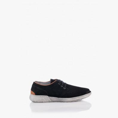 Велурени мъжки ежедневени обувки Фабрицио