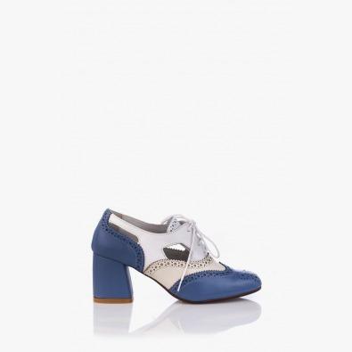 Кожени дамски обувки Жаклин