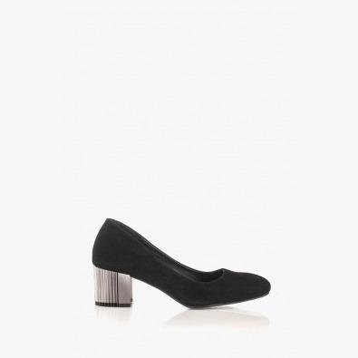 Класически дамски обувки на ток Бевърли