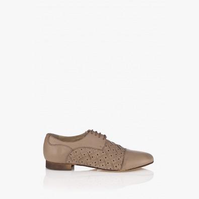 Дамски обувки Сара таупе