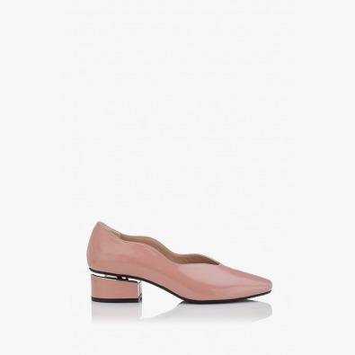 Елегантни дамски обувки на ток Нора